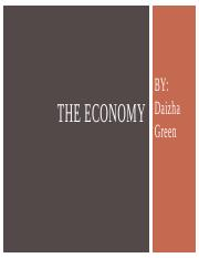 The Economy-Final Project 2