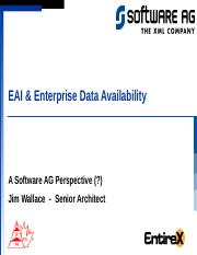 EAI  Enterprise Data (final)