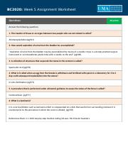 wk05 assign questions v02 How to create partner function & partner determination: sap vopan step 3 assign the partner determination procedure to top 26 sap pp interview questions.