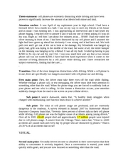 Texting while driving essay outline - Can You Write My Research Paper ...