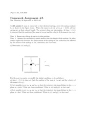 Physics 325 Homework 5