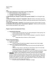 HDFS229Exam2Notes