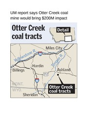 UM report says Otter Creek article