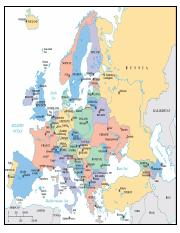 Complete Europe Map for Quiz.ppt