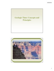 Lecture-24-GeologicTime