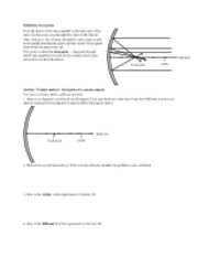 Optics - Concave Mirror Focus HW