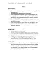 Bukti Audit Untuk Memenuhi Tugas Mata Ku 1 Docx Bukti Audit Untuk Memenuhi Tugas Mata Kuliah Auditing Dosen Pengampu Agus Humaedi Sh Mh Oleh Dani Course Hero