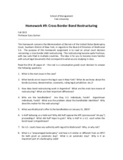 Homework _9 Cross Border Bond Restructuring-1