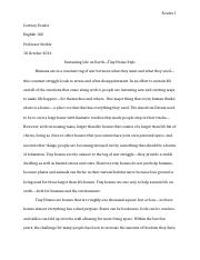 Cortney Fowler Sustaining Life Essay.docx