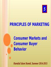 Principles of Marketing (Chapter 5).ppt