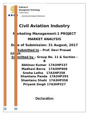 Aviation Industry Market Analysis (1).docx