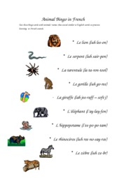 french_animal_bingo