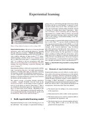 Experiential learning.pdf