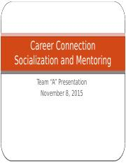 Career Connection_Socialization and Mentoring_Team A__v2_Amanda's slides added