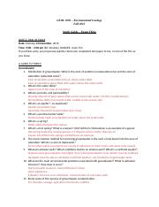 GEOL 1005 Study guide_Exam 3-3.docx