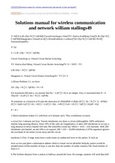 Solutions manual for wireless communication and network william stallings49-10