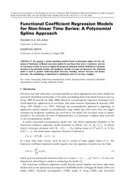 Polynomial_Splines_Time_Series