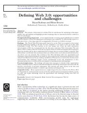 Defining Web 3.0 opportunities and challenges.pdf