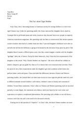 the fact about tiger mother final.docx