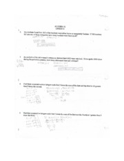 Lessons 6-7 Notes