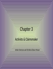 Chapter 3activists and claimsmakers.pptx