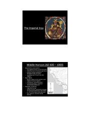 The Imperial Inca Notes.docx