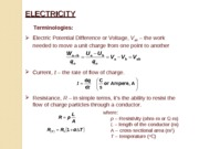 PHY12-09 Electricity & Kirchhoff's Rules