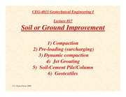 G1-Lecture17-Soil-Improvement
