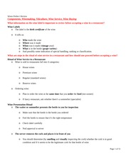 WINES P1 study guide copy