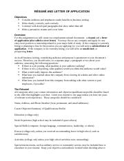 Resume and cover letter assignment-1.docx