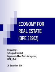 LECTURE+3+ECONOMY+FOR+REAL+ESTATE