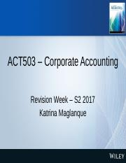 ACT503 S2 2017 - Revision Week(2).pptx