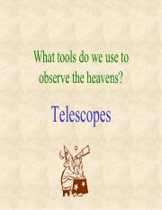 LNOTES15Telescopes_Spectra