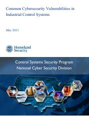 Common_Cybersecurity_Vulnerabilities_ICS_2010