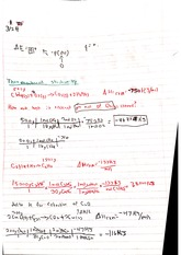 General Chemistry Chapter 6 Notes