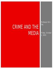 Lecture 4 - Crime and the media.pptx