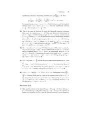 Ordinary Diff Eq Exam Review Solutions 33