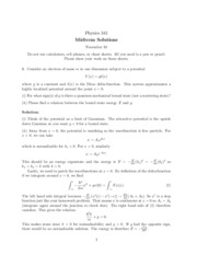 midterm solutions 2009
