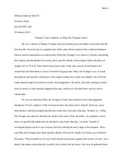Primary Source Analysis on Pliny the Younger letters.doc