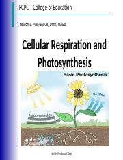 BIOLOGY LESSON 4 - Cellular Respiration and Photosynthesis.pptx