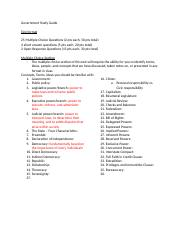 unit 1 government study guide.docx
