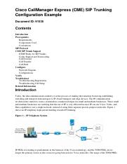 cme-sip-trunking-config