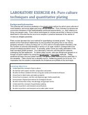 Lab 4 Pure culture techniques and quantitative plating.pdf