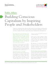 L06 Building Conscious Capitalism by Inspiring People and Stakeholders (1)