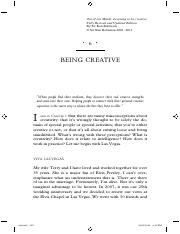 Robinson, Chapter 6, Being Creative.pdf