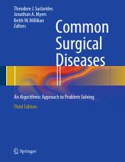 Common Surgical Diseases_ An Algorithmic Approach to Problem Solving-Springer-Verlag New York (2015)