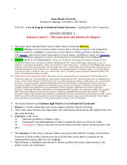 HUI 235 Study Notes 3 - Inferno 10-11 (2).docx