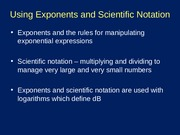 Exponents_SciNotation Lecture