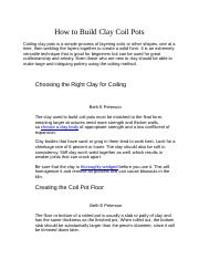 How to Build Clay Coil Pots.docx