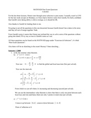 calculus-exam-solutions